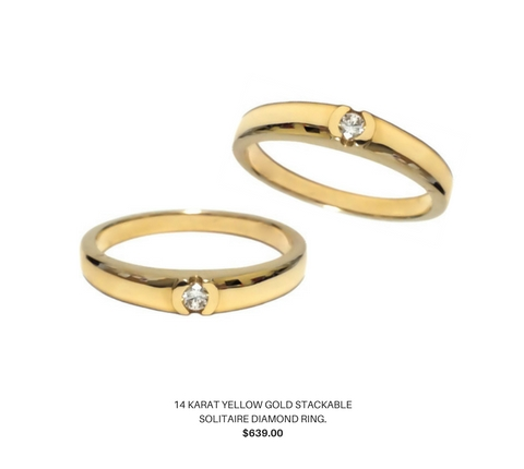 Vandenbergs In-Store - GOLD_BAND.jpg - brand name designer jewellery in Winnipeg, Manitoba