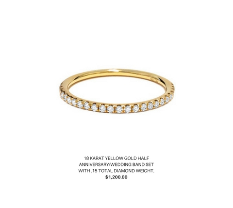 Vandenbergs In-Store - GOLD_BAND2.jpg - brand name designer jewellery in Winnipeg, Manitoba