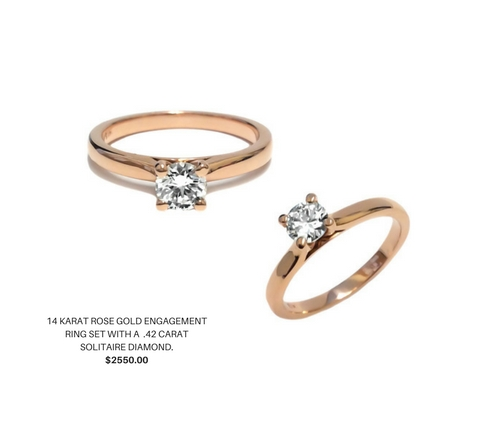 Vandenbergs In-Store - RG_SOLIATIRE.jpg - brand name designer jewellery in Winnipeg, Manitoba