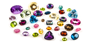 Color Gemstones - ALL COLORED GEMSTONE PIECES ARE 20% OFF IN-STORE FOR THE MONTH OF MAY....